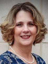 Democrat Debbie Knoll is running for the 1st District