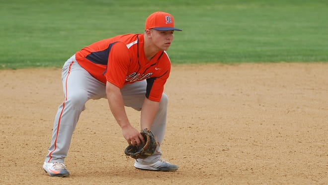 Buddy Kennedy and the rest of the Millville High School baseball team will look to knock off top-seeded Clearview in Friday's South Jersey Group 4 final.