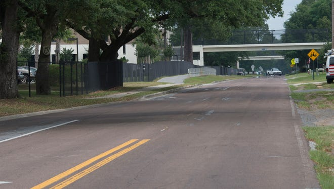Pensacola Christian College is once again asking the Escambia County Board of County Commissioners to consider turning over a portion of Rawson Lane to the college. PCC had originally proposed the idea to close off Rawson Lane in 2010, which the county rejected.