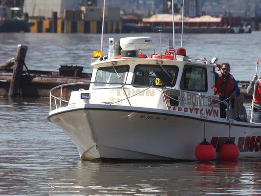 TZ boat accident