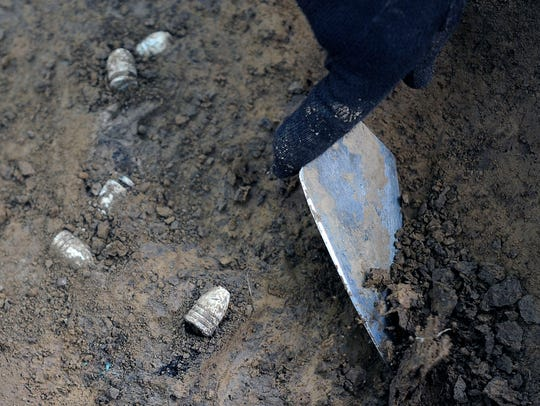 Archaeologist Matt Spice digs to uncover Civil War