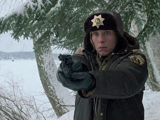 "Frances McDormand won an Oscar under the direction of her husband Joel Coen in ""Fargo."""