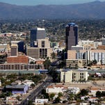 Why Tucson can be warmer than Phoenix in winter