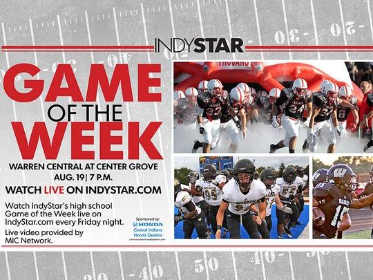 InsyStar Game of the Week - Week 1