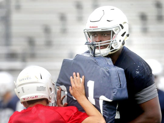 Siegel's Maxwell Iyama is No. 9 on this year's Tennessean