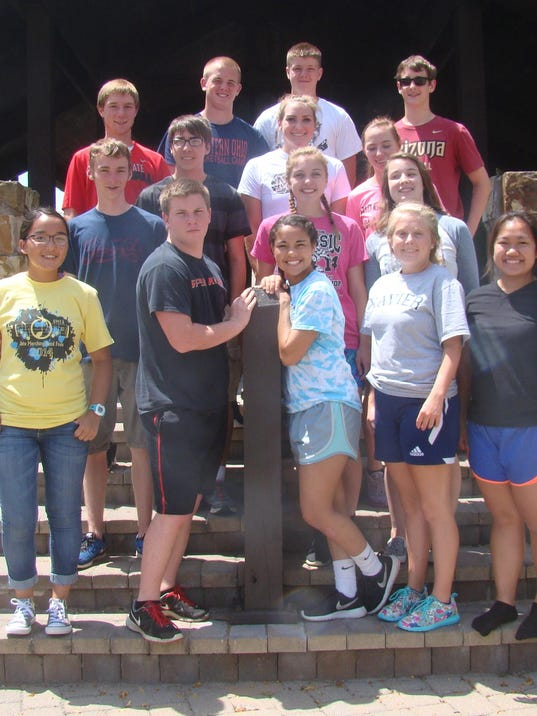 CCYL Class of 2016
