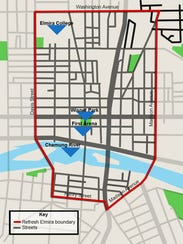 The Refresh Elmira Downtown Revitalization Initiative