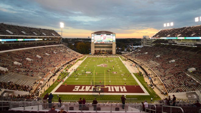 Mississippi State concludes its spring practices with the Maroon and White football game at Davis Wade Stadium on Saturday.