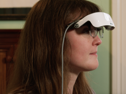 High Tech Glasses Are Helping Blind People See