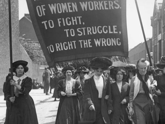 womens suffrage hinder or help In 1899 western australia enacted full women's suffrage, enabling women to vote in the constitutional referendum of 31 july 1900 and to help win a mandate for.