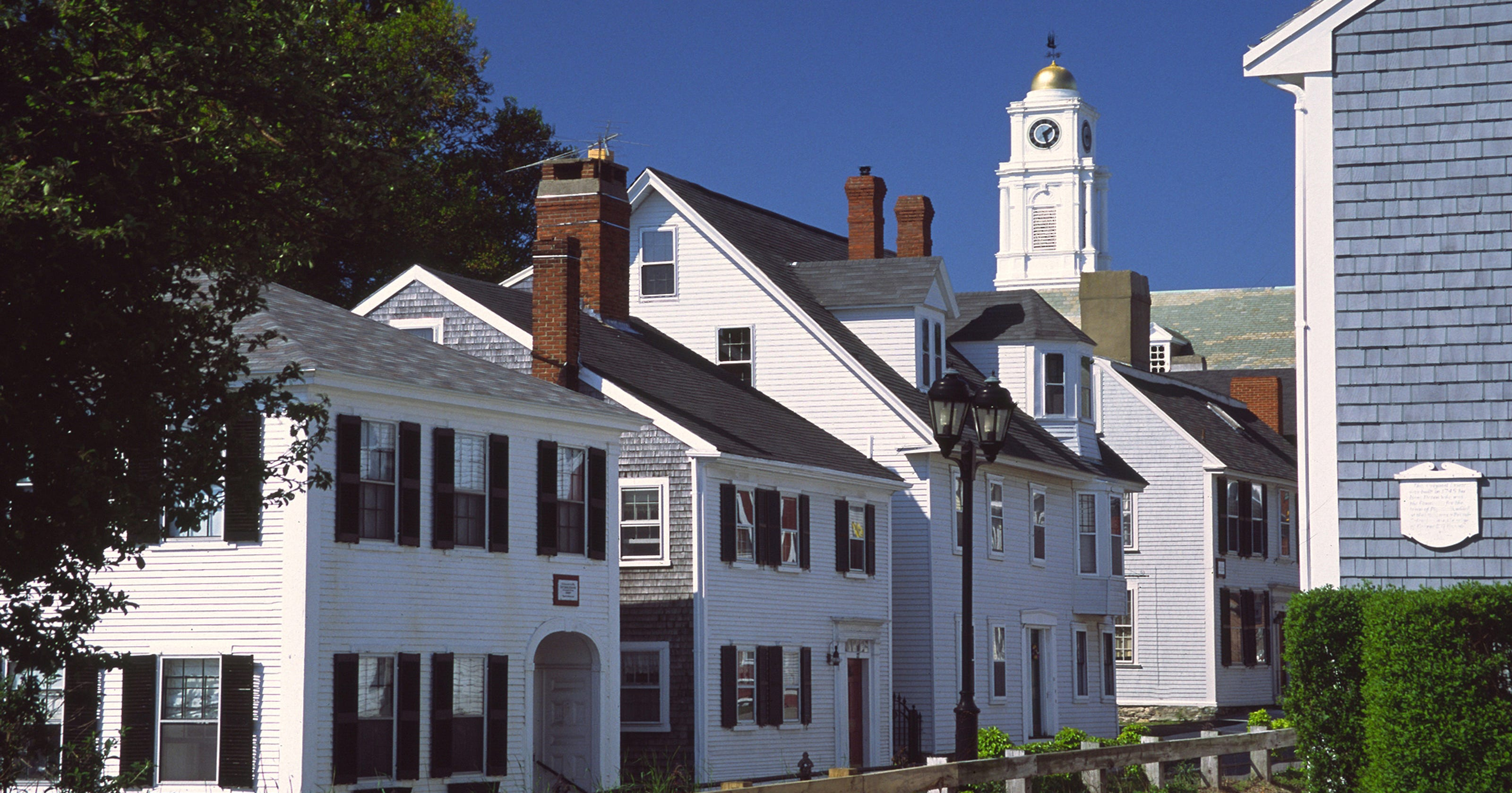 Second homes: Best New England and Mid-Atlantic destinations