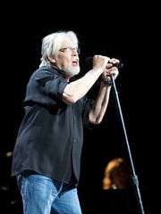 Bob Seger performs at Gila River Arena, Thursday, February