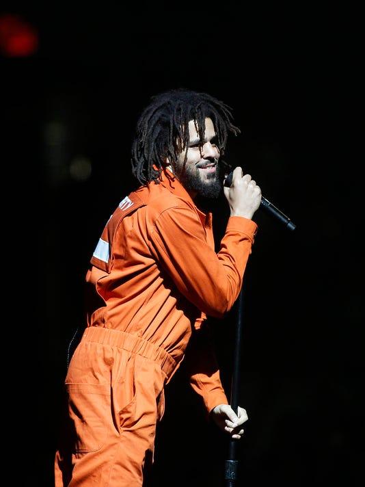 J. Cole at Talking Stick Resort Arena