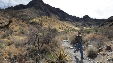 El Paso winds calm Sunday, kick up again Monday with critical fire watch