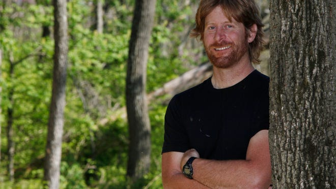 Chad Irey   has been busy constructing  natural surface trails in Covington's Devou Park . In 2009, Irey got permission to start building trails in the park, and since then he and others have built about 10 miles of trails.