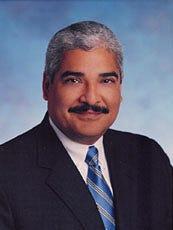 David Garcia, city manager of Coachella