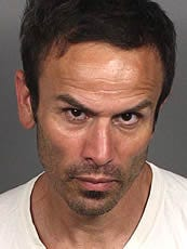 Paul Johnson is accused of robbing a woman on Oct. 21 at Monterey Avenue and Dinah Shore Drive in Palm Desert.