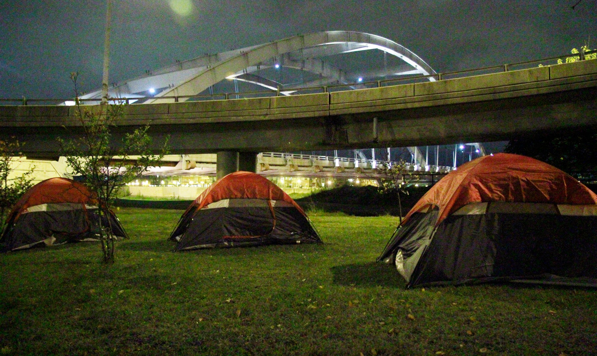 NU 102214 tent sanctuary metro A.jpg & Homeless tent sanctuary finds a new home