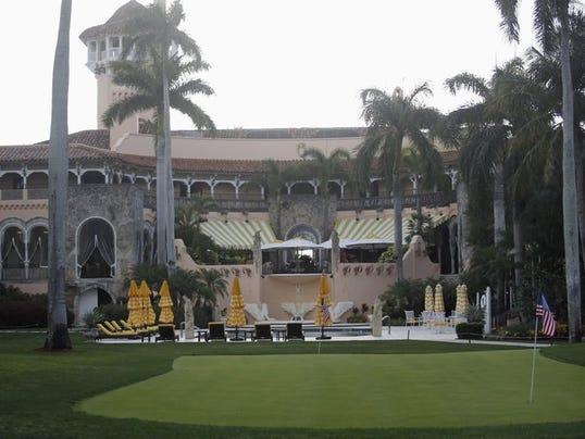 Trump Florida estate