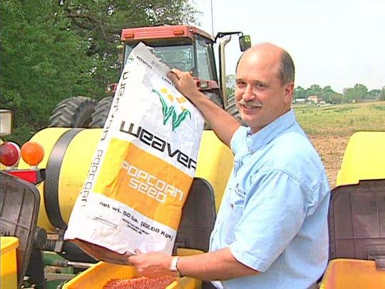 Don Villwock, an Edwardsport-area farmer, who has served as president of the Indiana Farm Bureau for 13 years, now is eyeing a run as president of the American Farm Bureau.