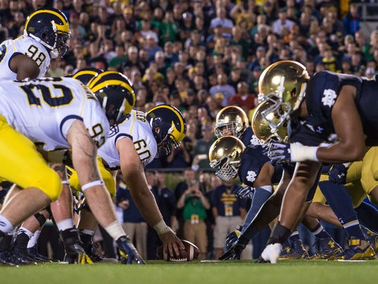 Could I get into a Notre Dame?