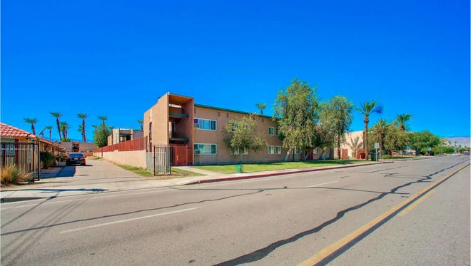 Desert Oasis Apartments in Indio was acquired by Community Preservation Partners in 2017.
