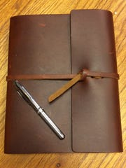 Ayers Leather Shop specializes in leather goods, including