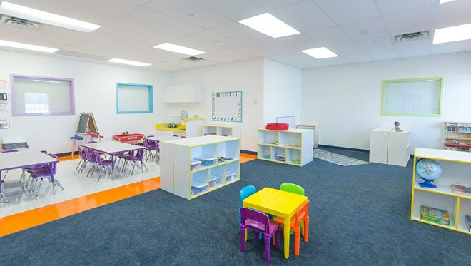 A new Learning Experience Academy recently was built in Old Bridge by Hollister Construction.