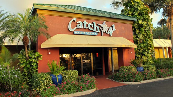 Catch 41 Bar 'N' Grill closed Friday, Jan. 19, 2018, a few days after its first anniversary at the Ramada Inn in Naples.