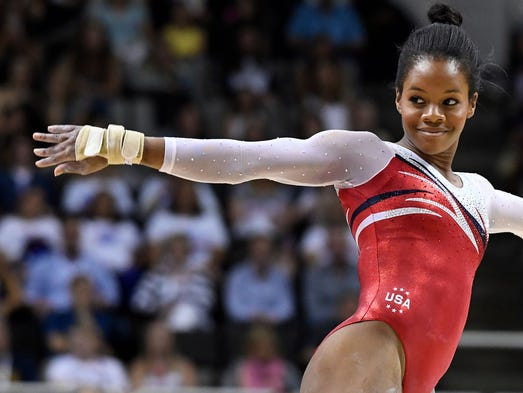 gabby douglas floor routine - photo #29