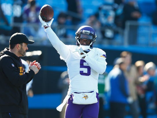 Teddy Bridgewater could be an option for the Cardinals