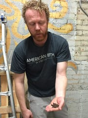 American Fifth Spirits owner and head distiller Rick