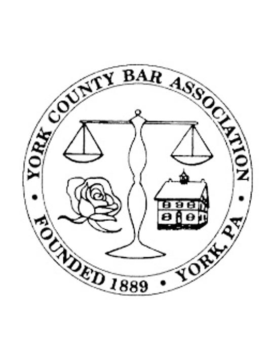 York County Bar Association Logo
