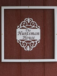 The first home in Eden Village is named the Huntsman