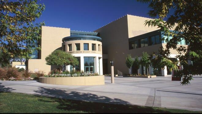 Corbett Center Student Union.
