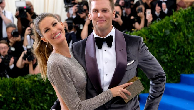"""Gisele Bundchen told """"CBS This Morning"""" in an interview that aired May 17, 2017, that Brady suffered a concussion last year."""