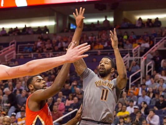 Suns v Pelicans