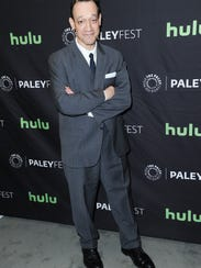 """Ted Raimi  at an  """"Ash vs Evil Dead"""" screening and"""