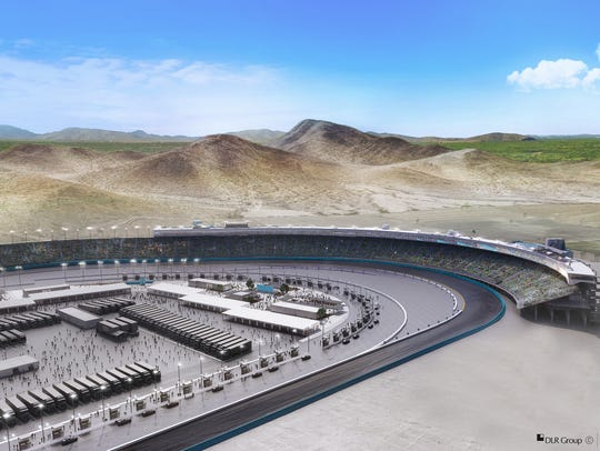 Seating at Phoenix International Raceway will be changed