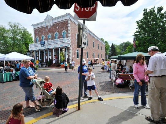 Brick Street Market 2010