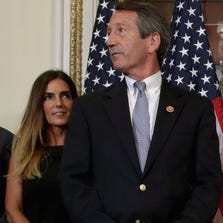 Sanford confirmed the news in a lengthy post on Facebook Friday where he responds to the recent legal wranglings between he and his ex-wife Jenny Sanford.