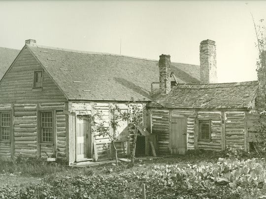 A hostoric photo of Mackinac Island's Biddle House, where exhibits will be revamped to reflect Native American history through the eyes of its owner Agatha Biddle, an Odawa and French chief married to a Philadelphia fur trader.