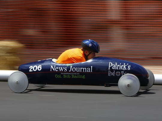 The annual North Central Ohio Soap Box Derby returns
