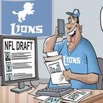 Detroit Lions cartoon contest: We have a winner!