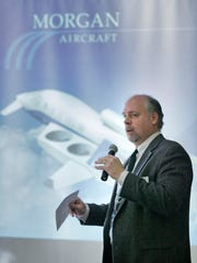 Hopes were high in January 2008 when Brian Morgan, president of Morgan Aircraft in Sheboygan County, addressed area business leaders about plans for an airplane-helicopter hybrid.