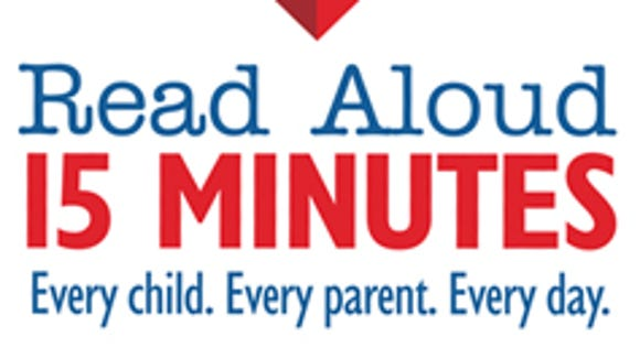 Every parent should read aloud for 15 minutes a day