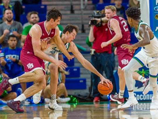 FGCU will need to play much better defense against