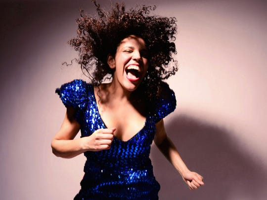 Xenia Rubinos rocked Ithaca Underground's Big Day In at The Haunt on , Dec. 2.