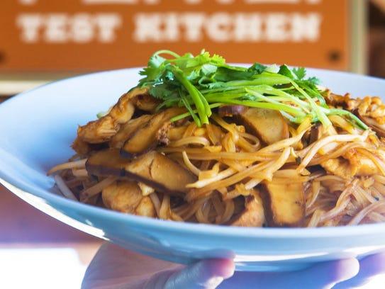 Pei Wei Test Kitchen Scottsdale Az