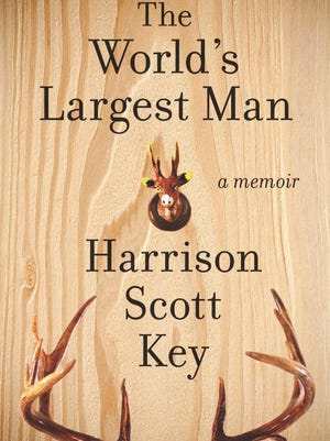 """A memoir by Harrison Scott Key, """"The World's Largest Man"""" is an account of living in the South with a manly father."""